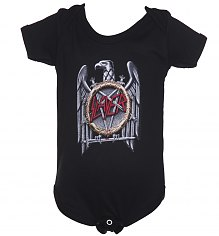 Kids Black Slayer Babygrow [View details]